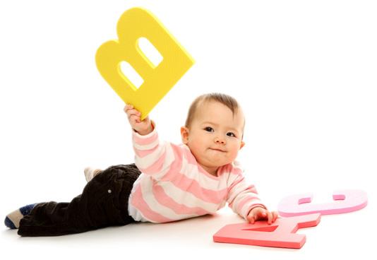 говорно развитие дете