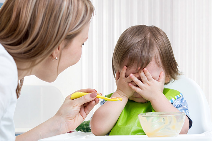 загуба на апетит дете
