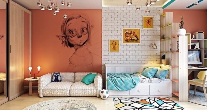 обзавеждане детска стая идеи4