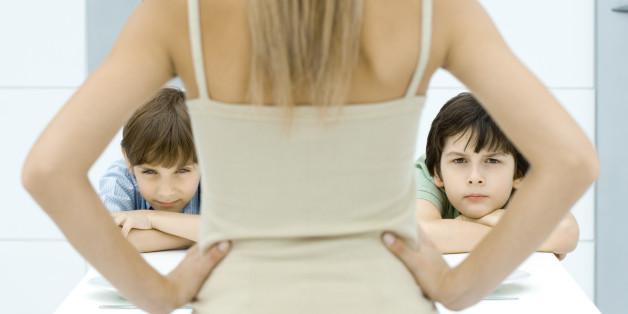 възпитание дисциплина дете родител