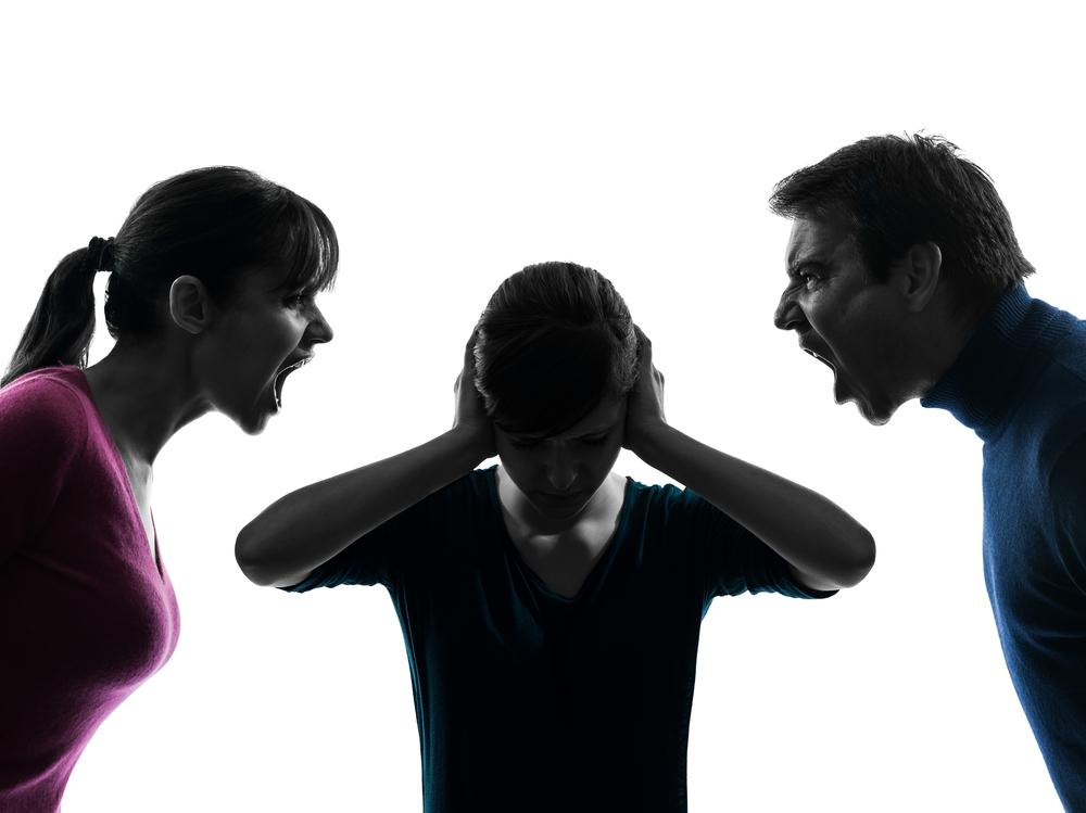 семейни кавги скандали неразбирателство