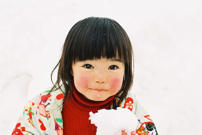 възпитание дете япония