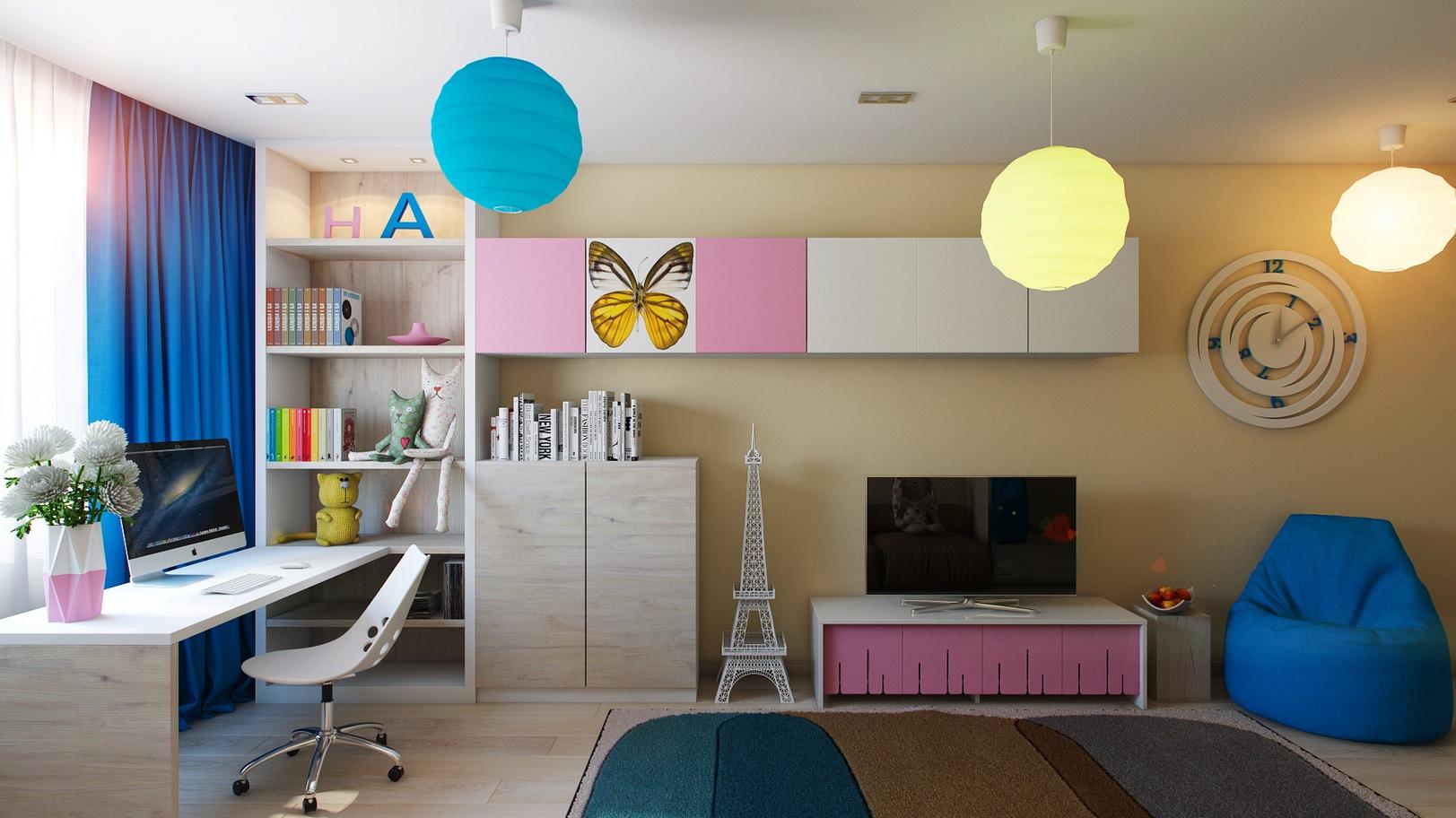 идеи обзавеждане детска стая8