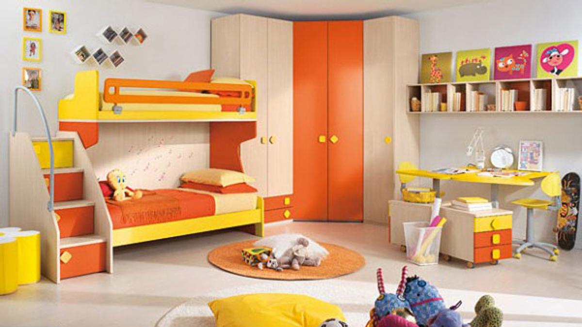 идеи обзавеждане детска стая9