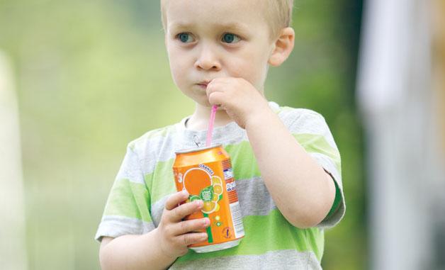 безалкохолно дете здраве