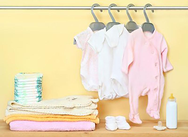 списък с покупки новородено