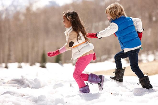 зимни обувки дете