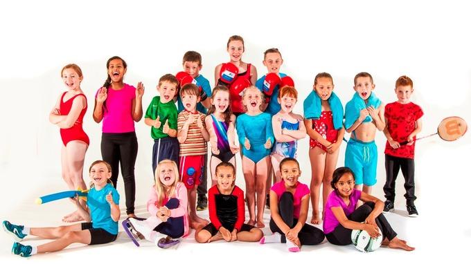 спорт деца тренировки