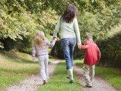 дете разходка ходене пеша полза
