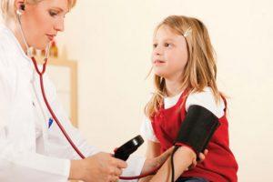 Норми в кръвното налягане и сърдечния ритъм при деца от 0..
