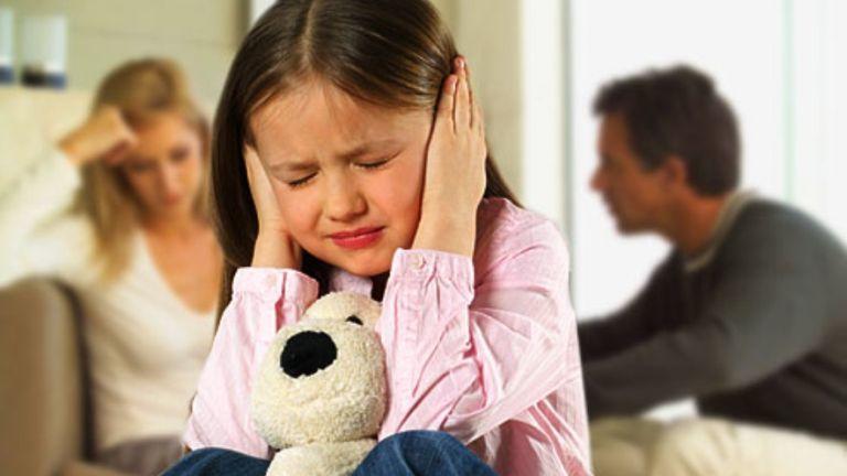 кавга караница родители
