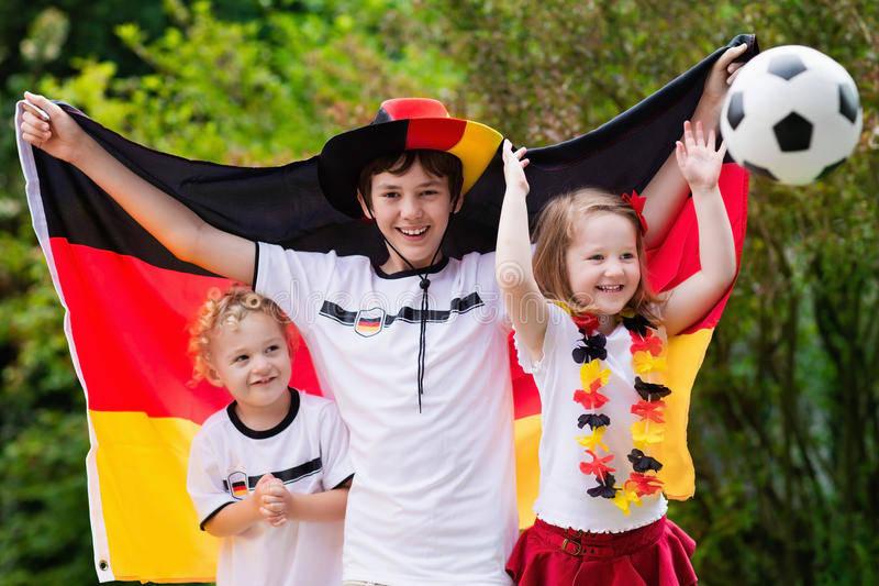 деца в германия семейство