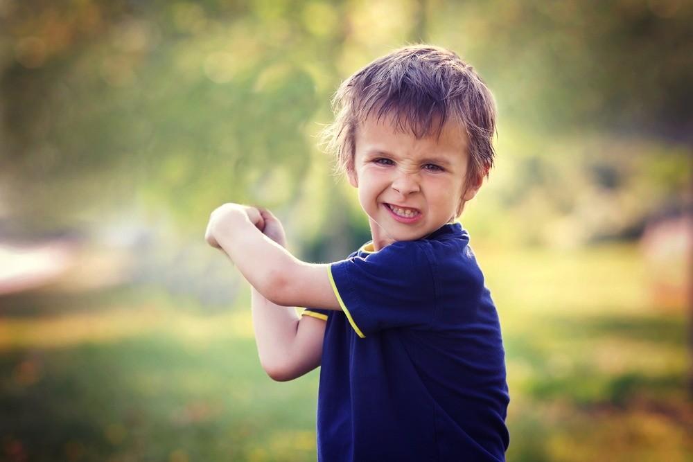 агресивно дете как да се справим