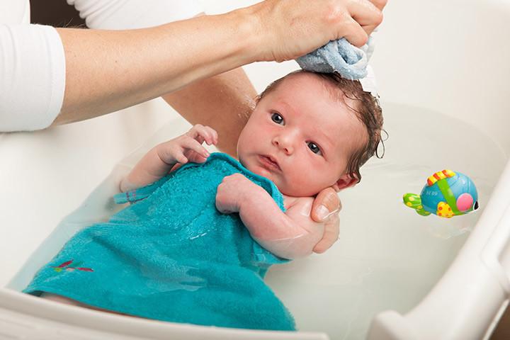 бебе къпане грешки