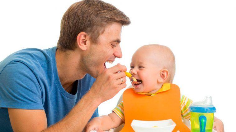 hranene bebe bashta