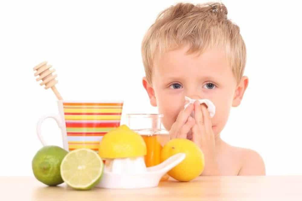 билки и подправки подсилване на имунна система дете