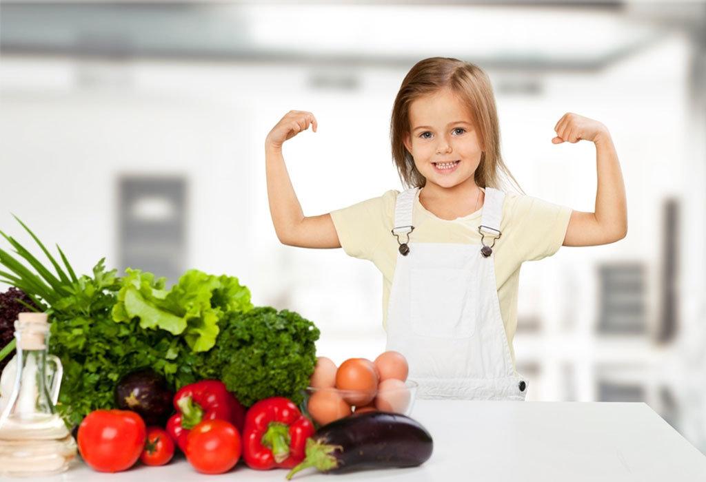 деца задравословно хранене