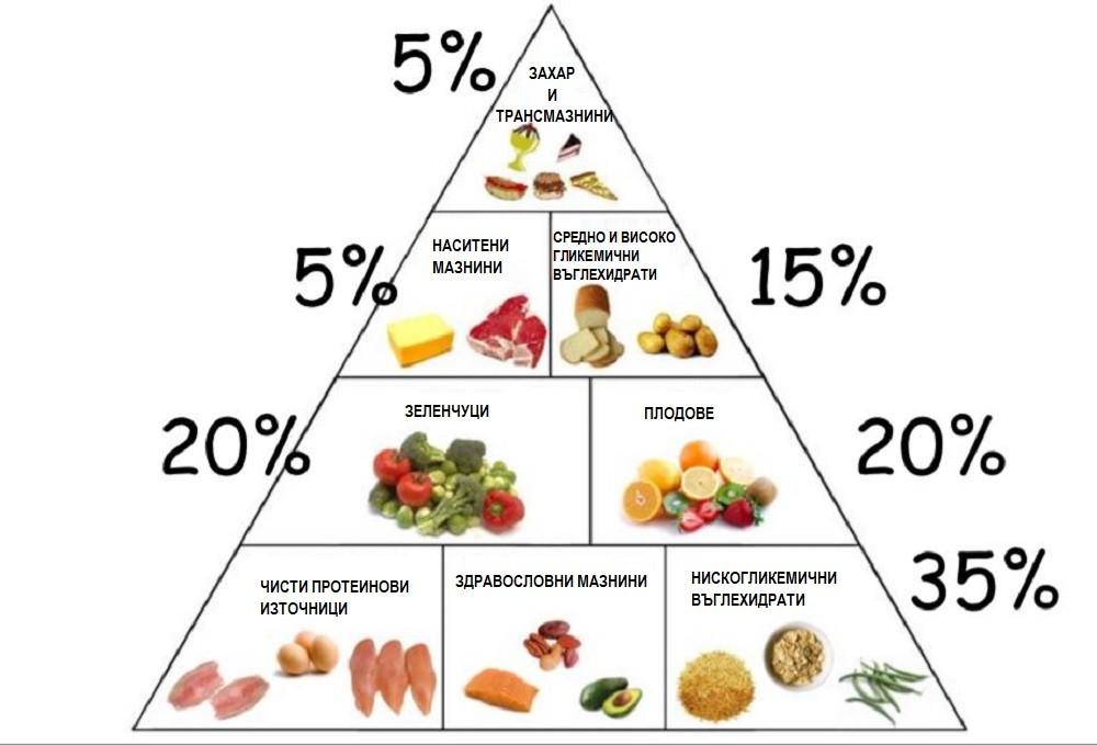 хранителна пирамида за деца2