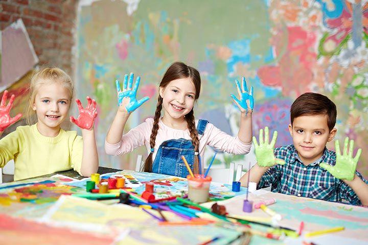 рисуване полза за деца
