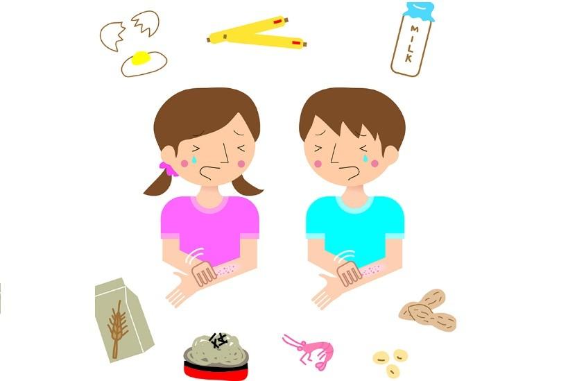 алергия дете алергичен ринит
