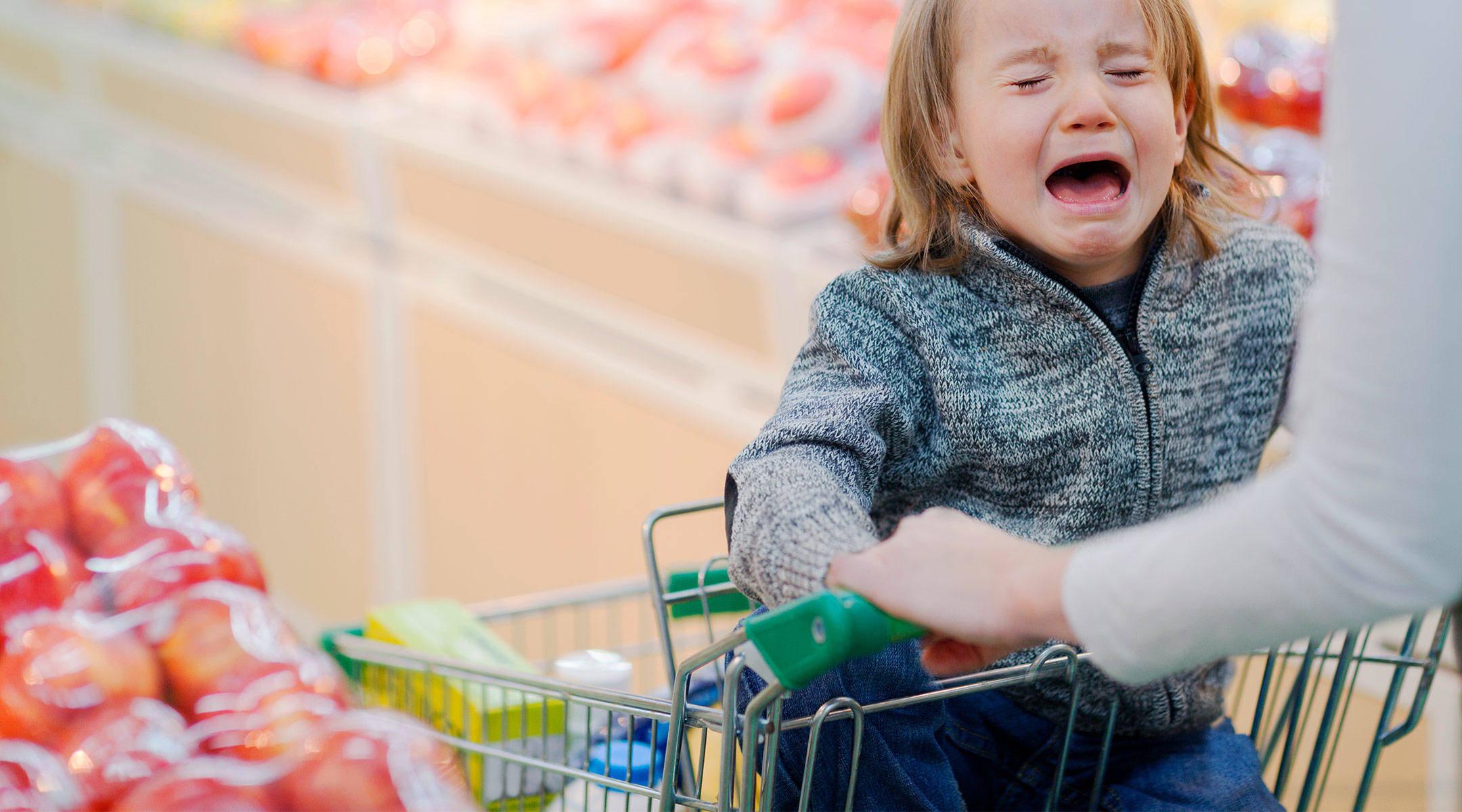 дете тръшкане гневен изблик родители