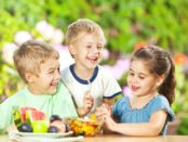 хранене на детето през лятото