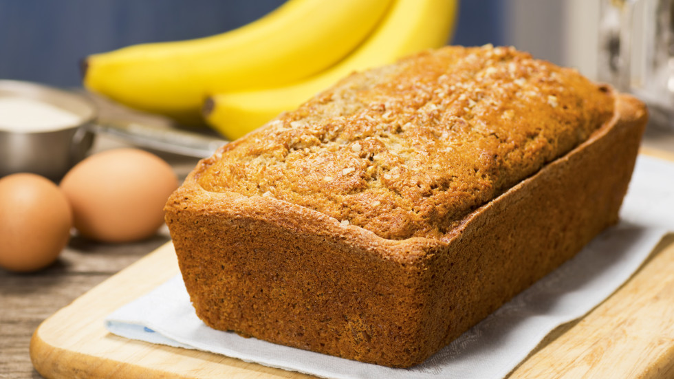 бананов хляб рецепта