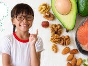 храни дете мозък интелект