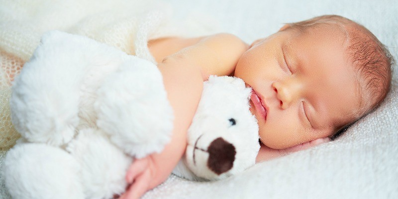 новородено сън приспиване