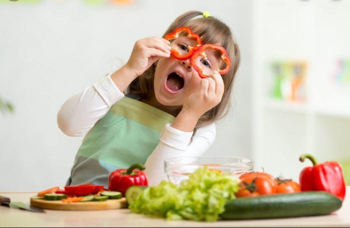 храни за добро зрение деца
