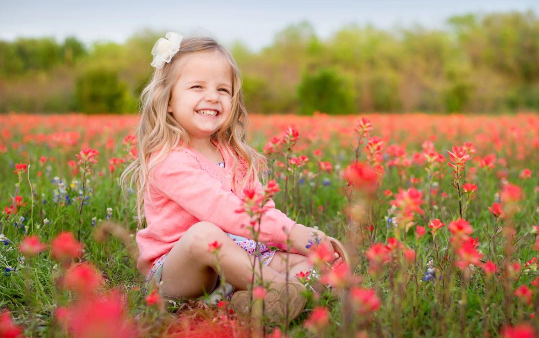 дете самочувствие усмивка увереност