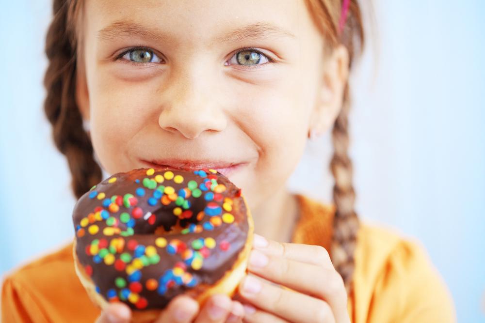 сладки храни имунитет дете хранене