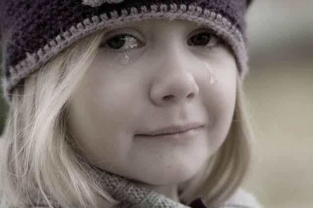 дете тъга емоции