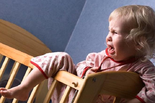 дете трудно записване проблеми със съня