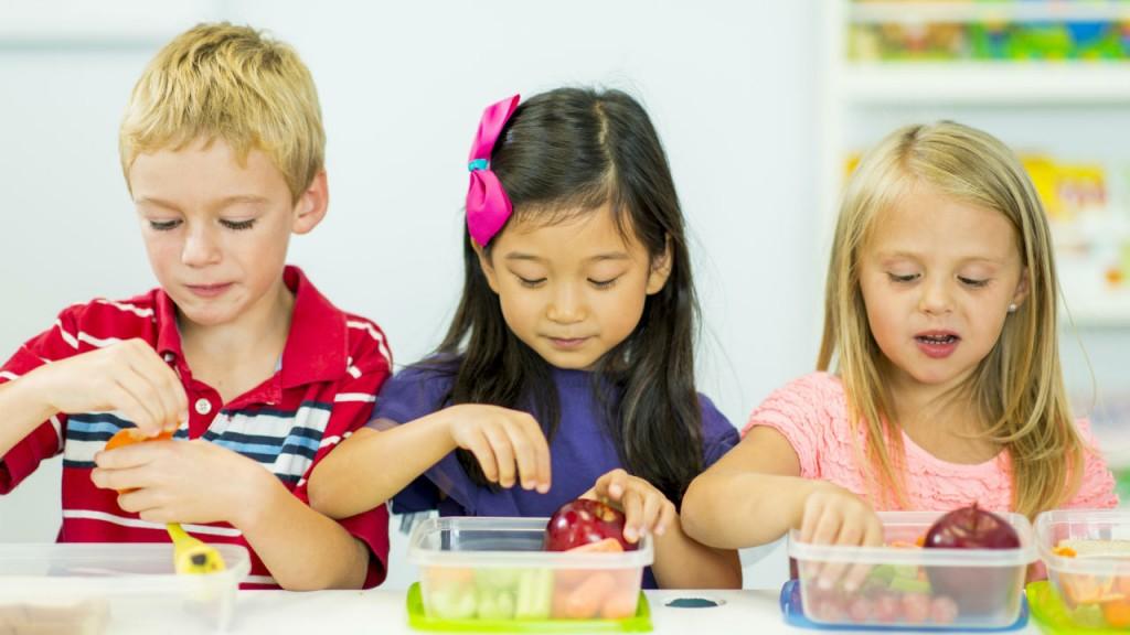 идеи за закуски обяд в училище кутия храна дете