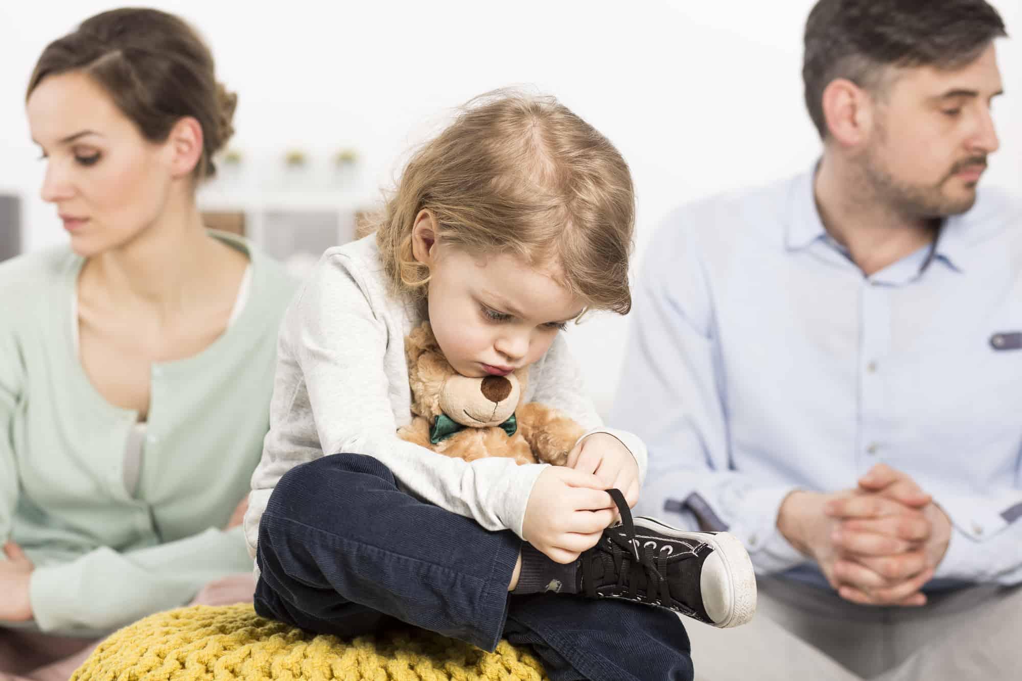 развод дете родители