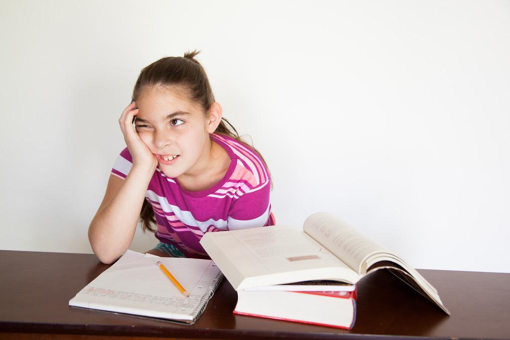 разсеяно дете концентрация учене