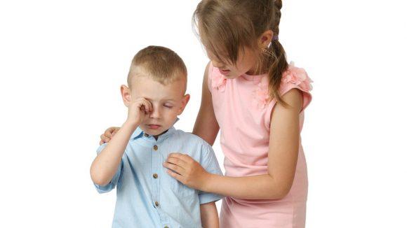 дете доброта емпатия състрадание