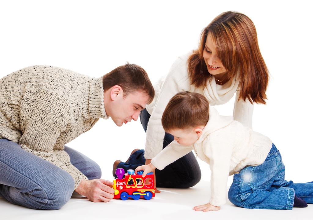 деца полза от игри играчки родители