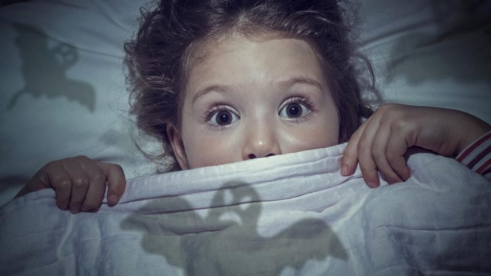 детски страхове страхливо дете