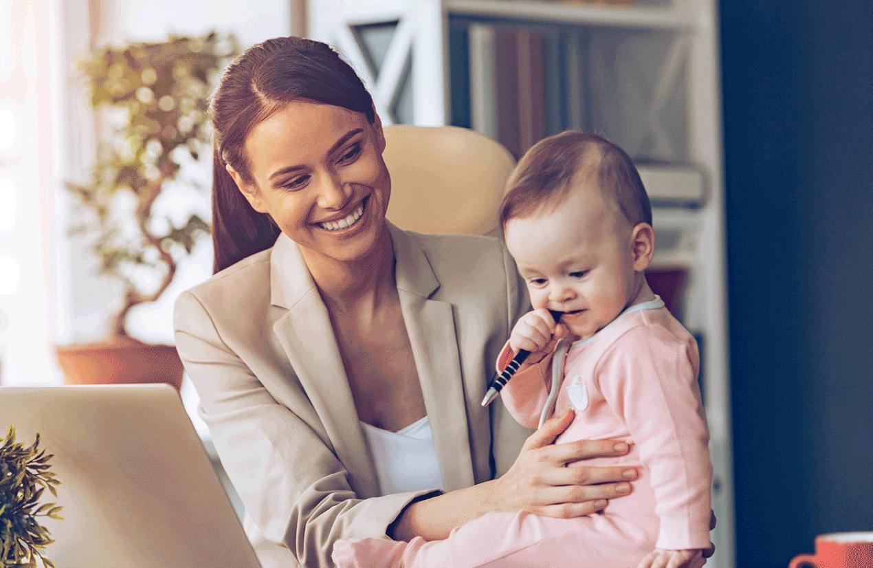 майчинство курсове работа