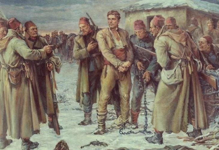 стихотворения за Васил Левски