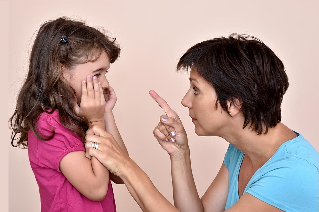 грешки при възпитанието на родителите