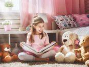 четене дете стрес
