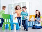 домашни игри за деца забавление у дома
