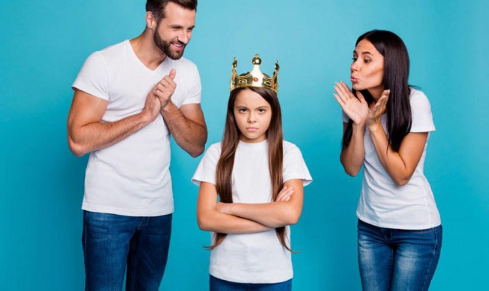 разглезено дете родители възпитание отказ