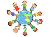 деца по света възпитание