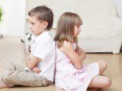 конфликт между брат и сестра деца