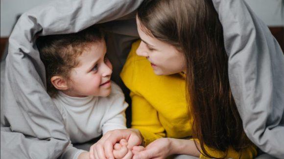 разговор дете родител възпитание