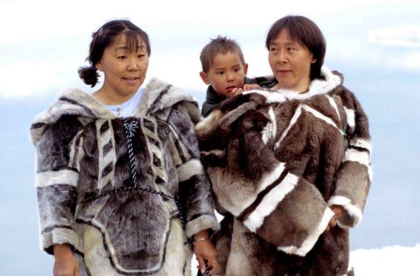 инуити ескимоси възпитание мъдрост